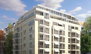 Egena residential building