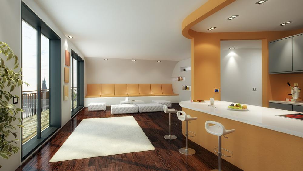 ewohnen penthouse a